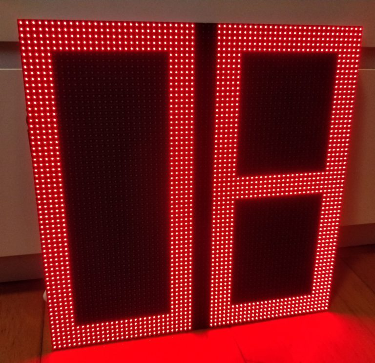 Read more about the article Shot Clock Display