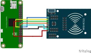 Read more about the article Pi mit RFID-RC522 verbinden und einrichten