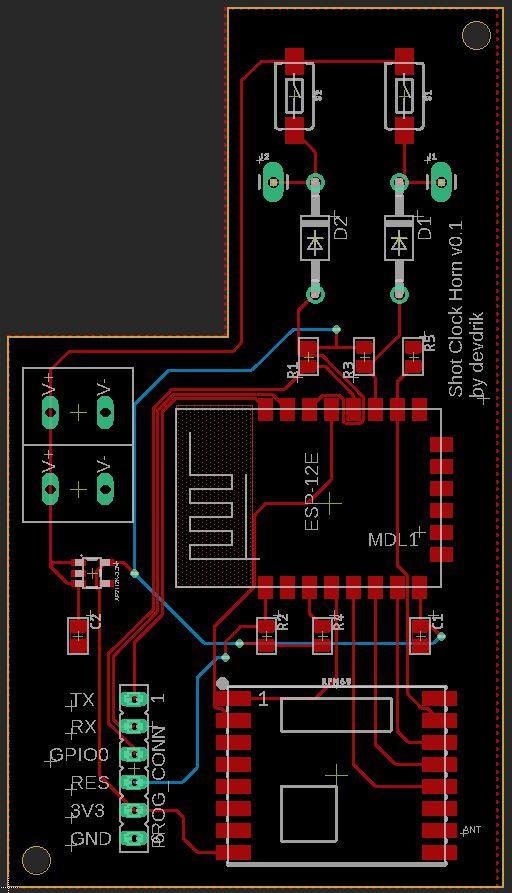 Neues OCB im Hardware Update des portablen Signalhorn