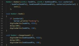 Read more about the article Arduino Clean Code – Code Refactoring für's Horn