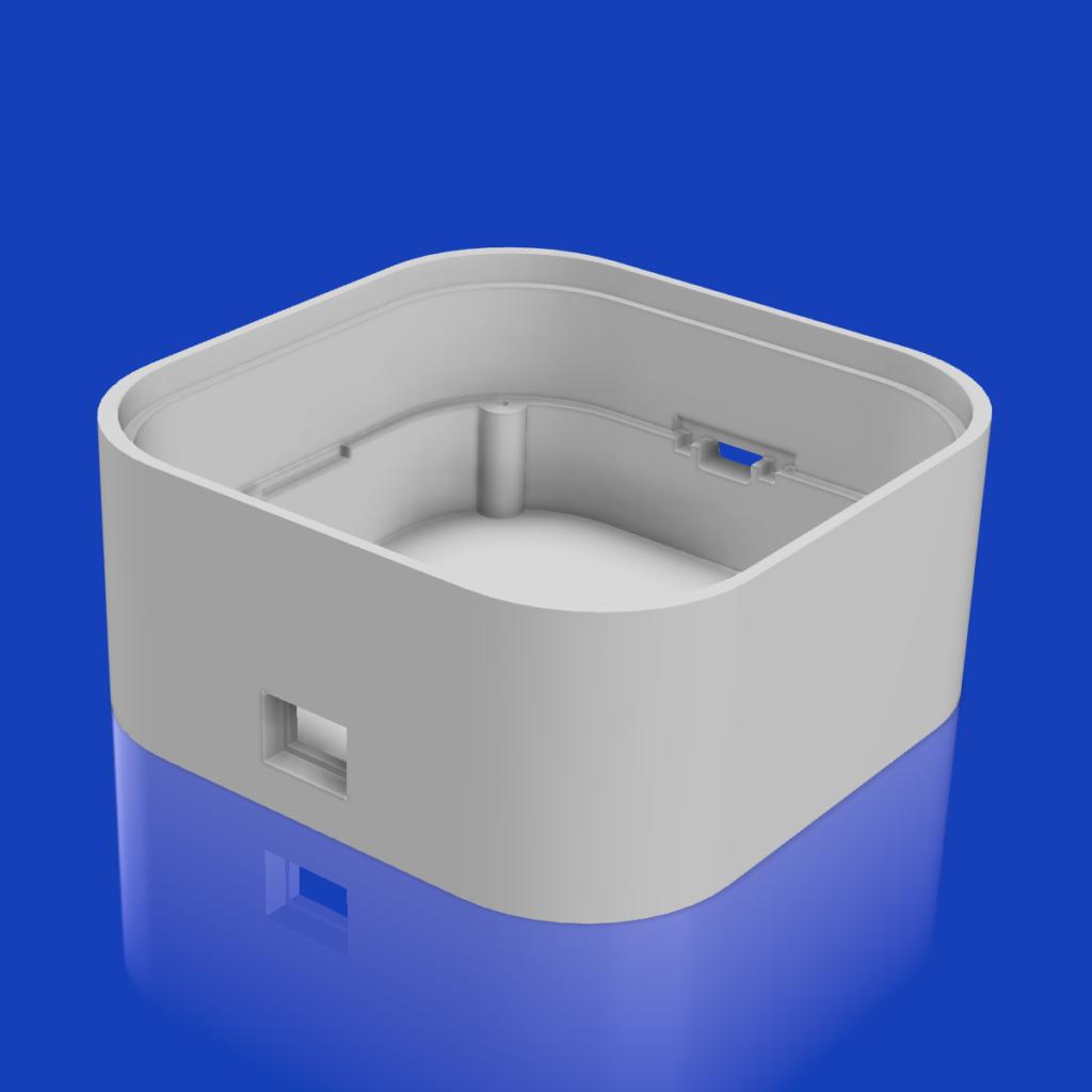 HackMeLamp case cad
