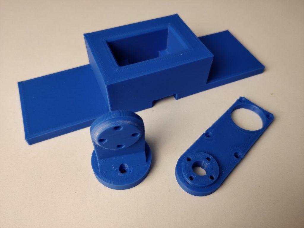 Robo Arm parts 2